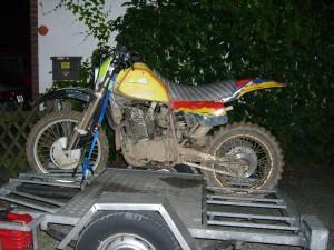 KTM 560 Rotax