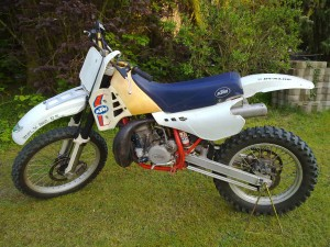 KTM 250 MX WM