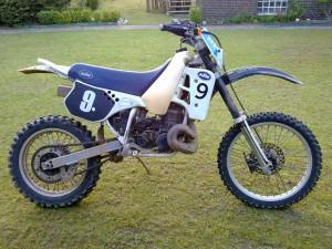 KTM 500 GS